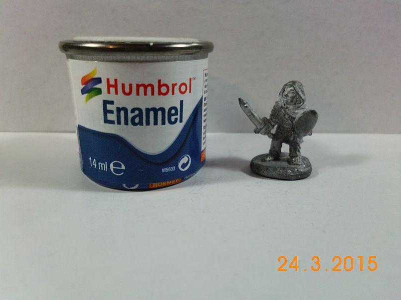 Grenadier Models 28mm Zinn - Hobbit 121