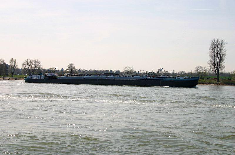 Kleiner Rheinbummel am 10.04.15 in Andernach und Mondorf 1511