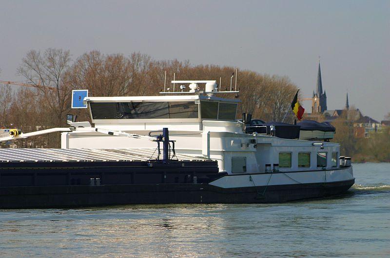 Kleiner Rheinbummel am 10.04.15 in Andernach und Mondorf 16b10