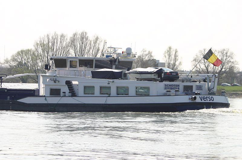 Kleiner Rheinbummel am 10.04.15 in Andernach und Mondorf 16c10