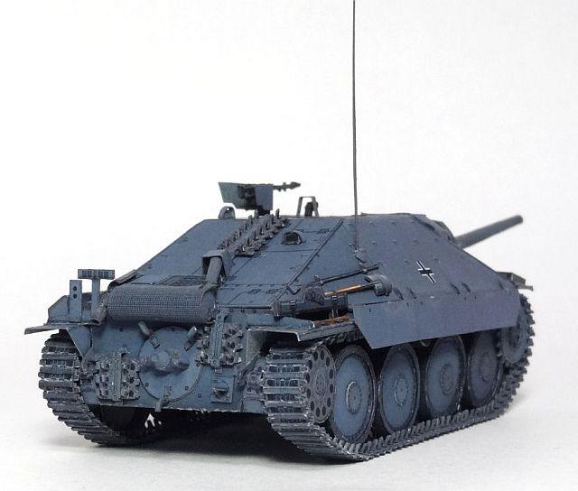I-Cardtanks - Jadgpanzer38(t) Hetzer in 1/50 - kostenloser Download 248