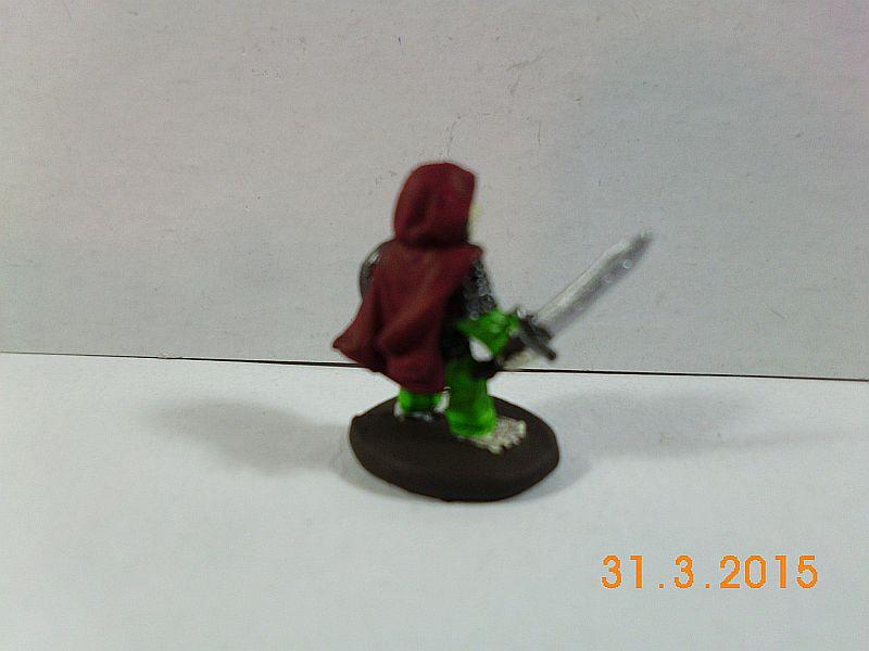Grenadier Models 28mm Zinn - Hobbit 414