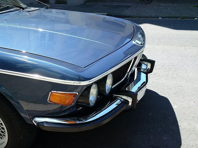 """BMW 3,0 CSl 1972 - auf dem Parkplatz """"schnappgeschossen"""" 430"""