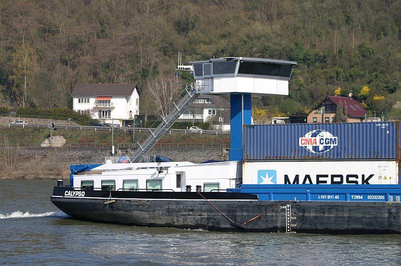 Kleiner Rheinbummel am 10.04.15 in Andernach und Mondorf 4c10