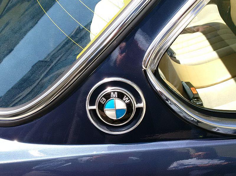 """BMW 3,0 CSl 1972 - auf dem Parkplatz """"schnappgeschossen"""" 531"""
