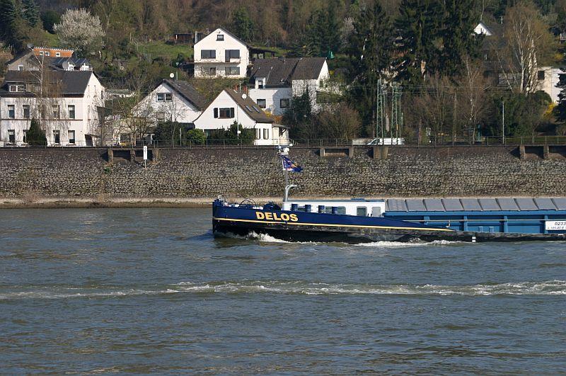 Kleiner Rheinbummel am 10.04.15 in Andernach und Mondorf 5a11