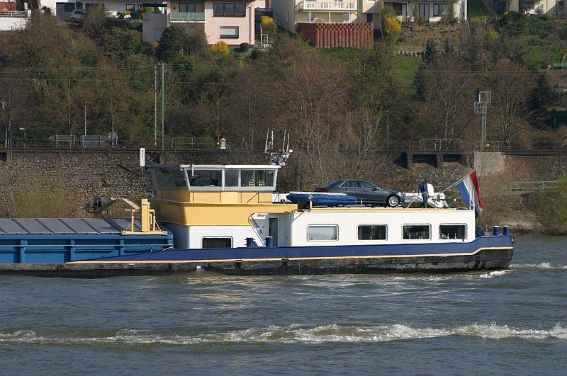 Kleiner Rheinbummel am 10.04.15 in Andernach und Mondorf 5b12