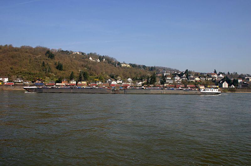 Kleiner Rheinbummel am 10.04.15 in Andernach und Mondorf 8b10