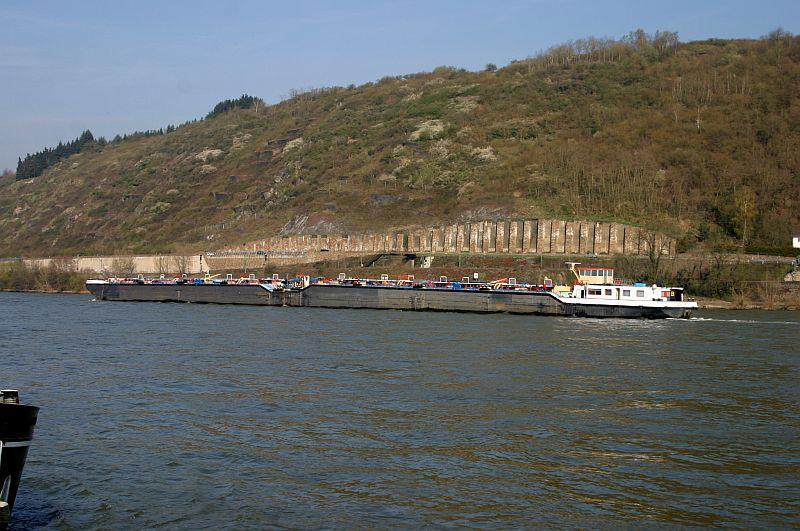Kleiner Rheinbummel am 10.04.15 in Andernach und Mondorf 8c10