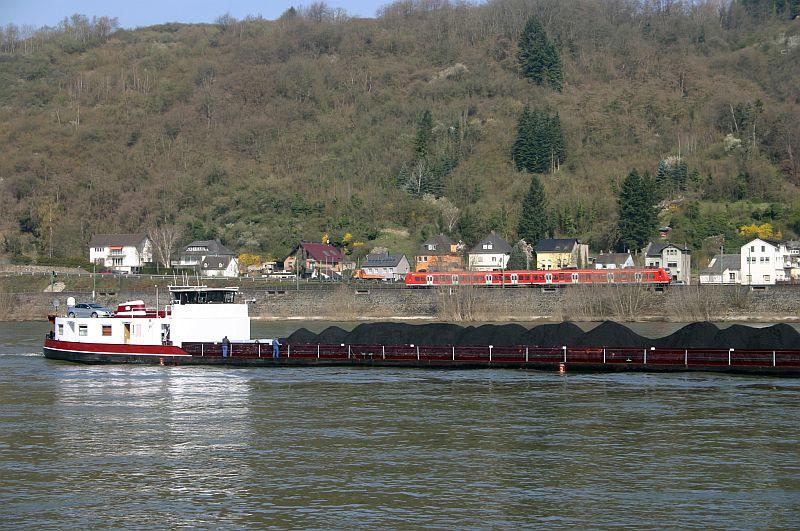 Kleiner Rheinbummel am 10.04.15 in Andernach und Mondorf 9a10