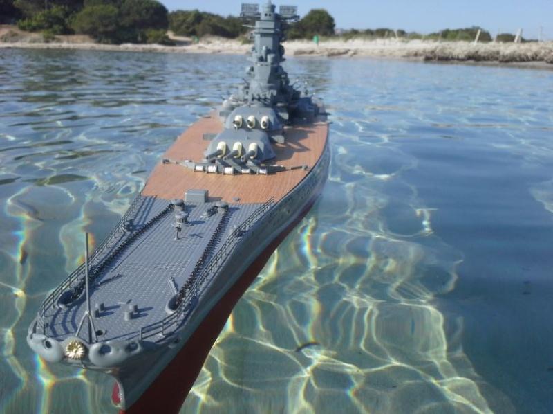 YAMATO 1/200 en Mer - Page 3 Yamato13