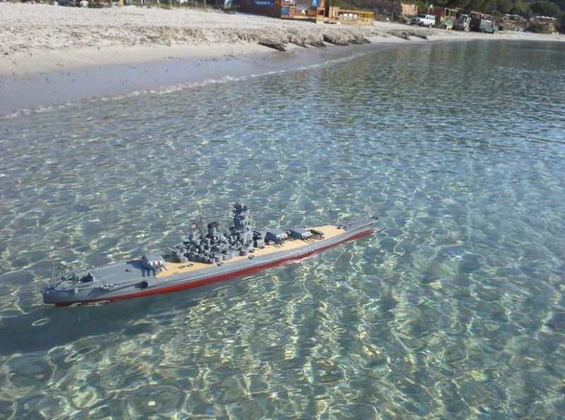 YAMATO 1/200 en Mer - Page 3 Yamato18