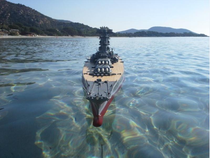 YAMATO 1/200 en Mer - Page 3 Yamato20