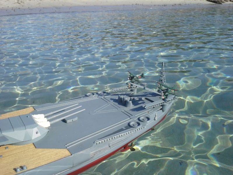 YAMATO 1/200 en Mer - Page 3 Yamato24