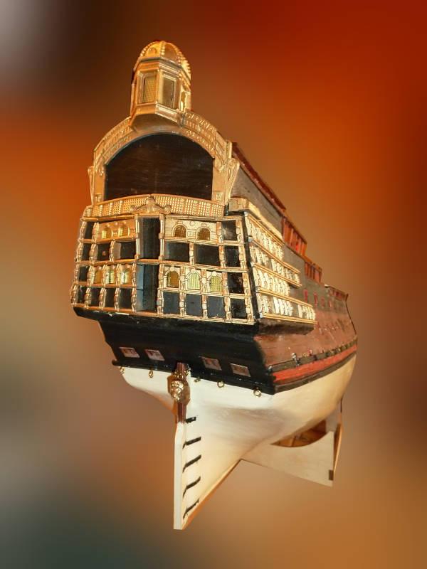 Baubericht Sovereign of the Seas I210