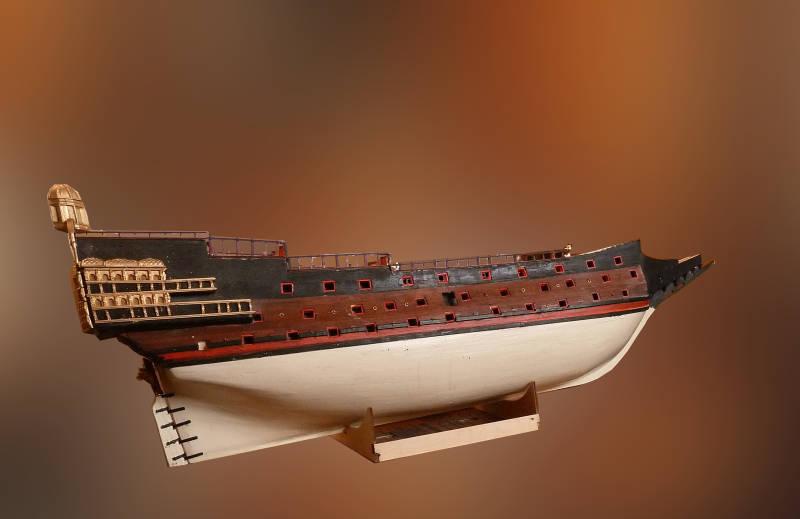 Baubericht Sovereign of the Seas I310
