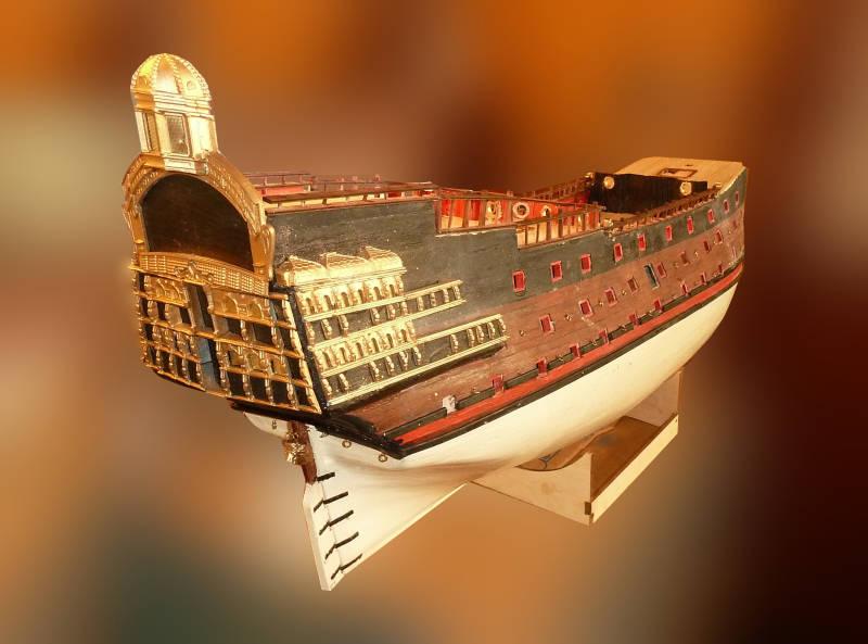 Baubericht Sovereign of the Seas I412