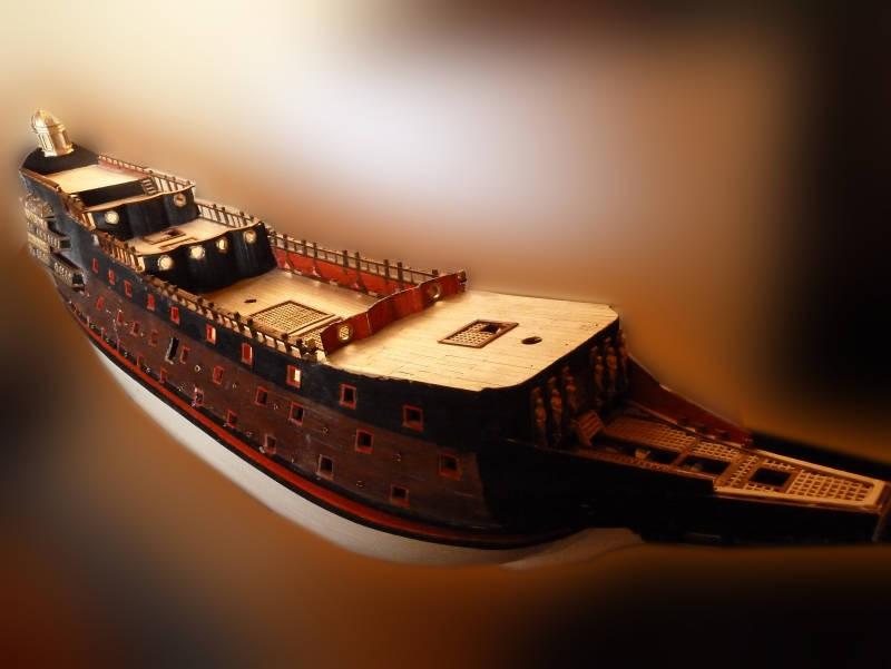 Baubericht Sovereign of the Seas I510