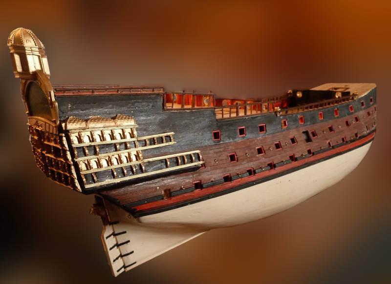 Baubericht Sovereign of the Seas I710