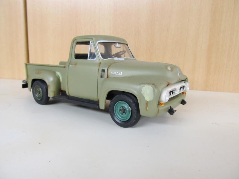 1949 Mercury Wagon (Revell 1 zu 25) Ford_f10