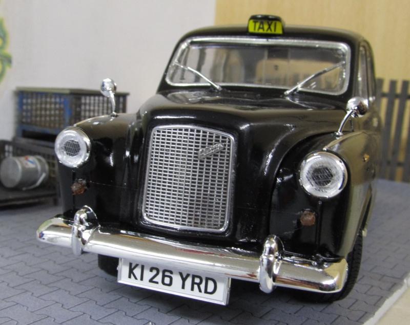 Austin FX4 London Taxi (Revell 1 zu 24) Img_3258