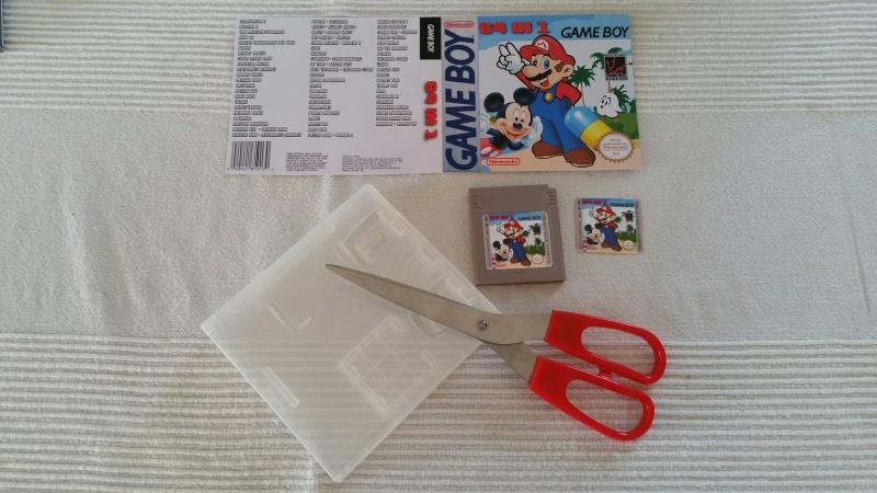Restauration : Oubliez vos boites gameboy en carton ! 64in110