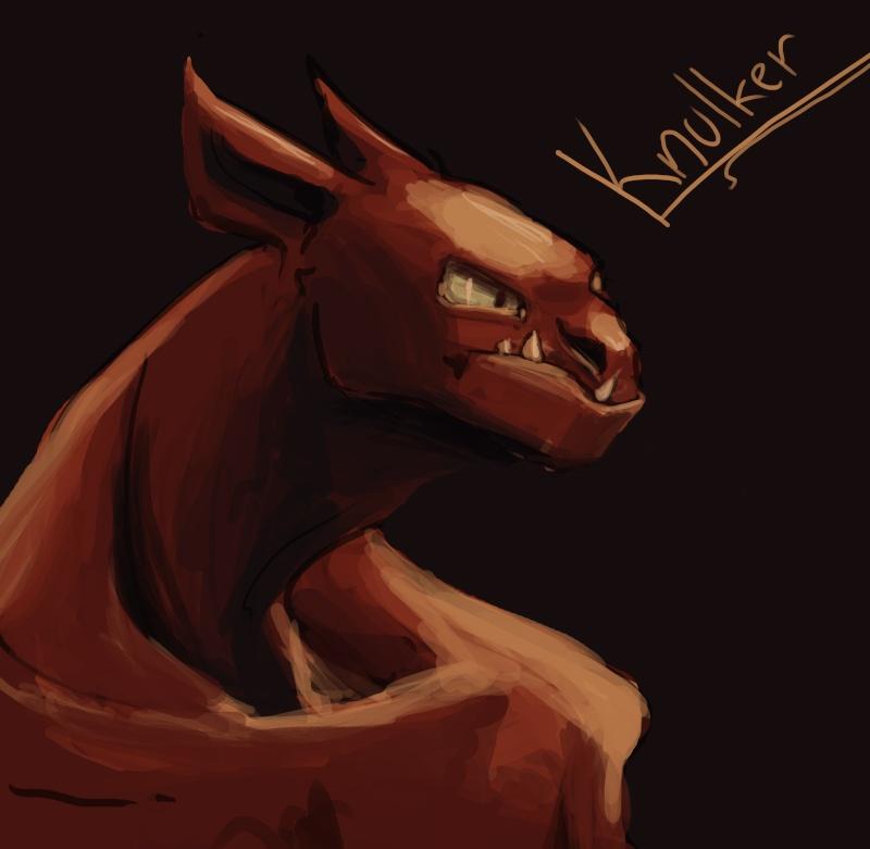 Les études de Knulker - Page 9 Dragon10