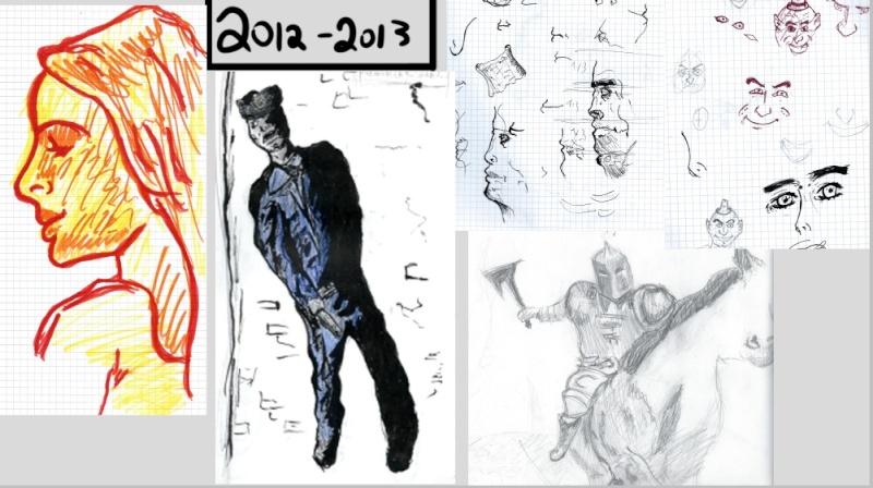 [inspi] Timeline - vos vieux dessins - Page 3 Timeli10