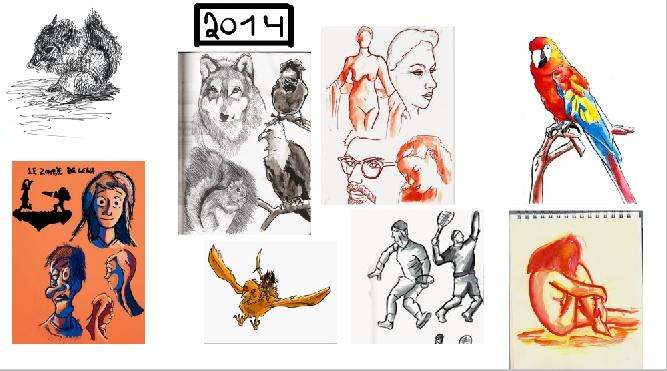 [inspi] Timeline - vos vieux dessins - Page 3 Timeli11