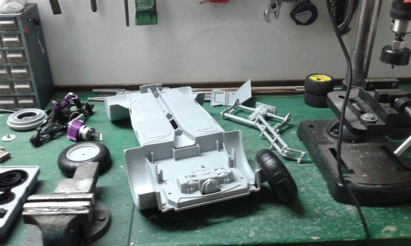 Kubelwagen DAK  1a6 Dragon 10132710