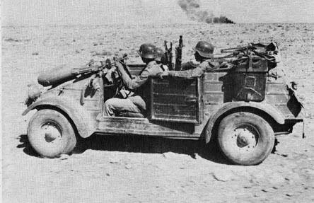 Kubelwagen DAK  1a6 Dragon Kube110