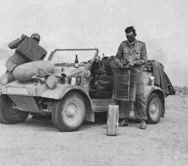 Kubelwagen DAK  1a6 Dragon Kube210