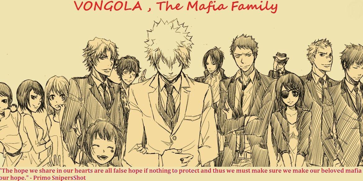Vongola Famiglia