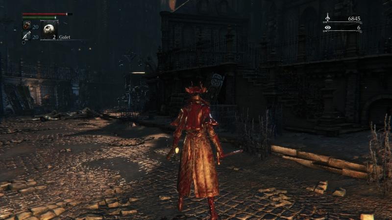 Bloodborne Bloodb18
