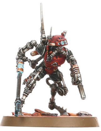 [W40K] Collection d'images : Adeptus Mechanicus - Page 2 Sicari10