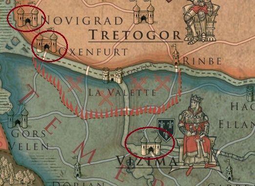 """[Jeu vidéo] - The Witcher 3 """"la traque sauvage"""" Tw_210"""
