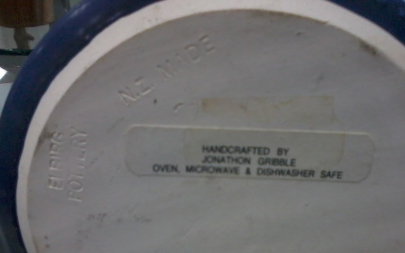 Jonathon Gribble - ELBIRG Pottery Gribbl10