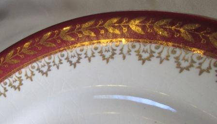 Can anyone tell me the name of this fine regal looking pattern? ~ includes Regency Kelsto10