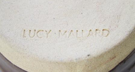Lucy Mallard Mug Lucy_m11