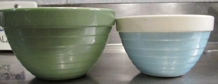 Colour Glaze Beehive Bowls My_bee10