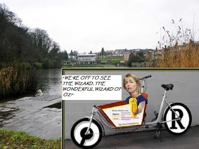"""Telegraph -Kate McCann """"more driven than ever"""" to find Madeleine - Page 3 Pond1010"""