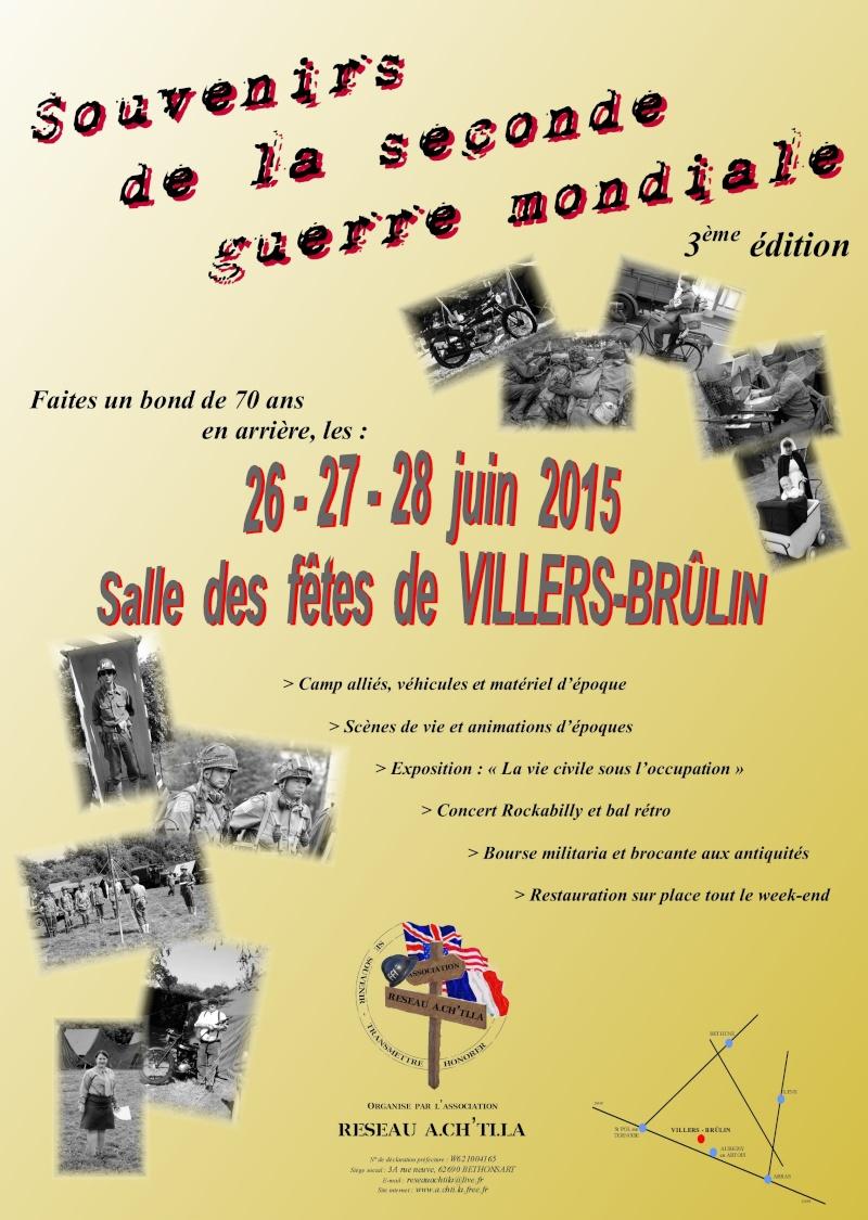 Villers-Brûlin 2015 Affich18