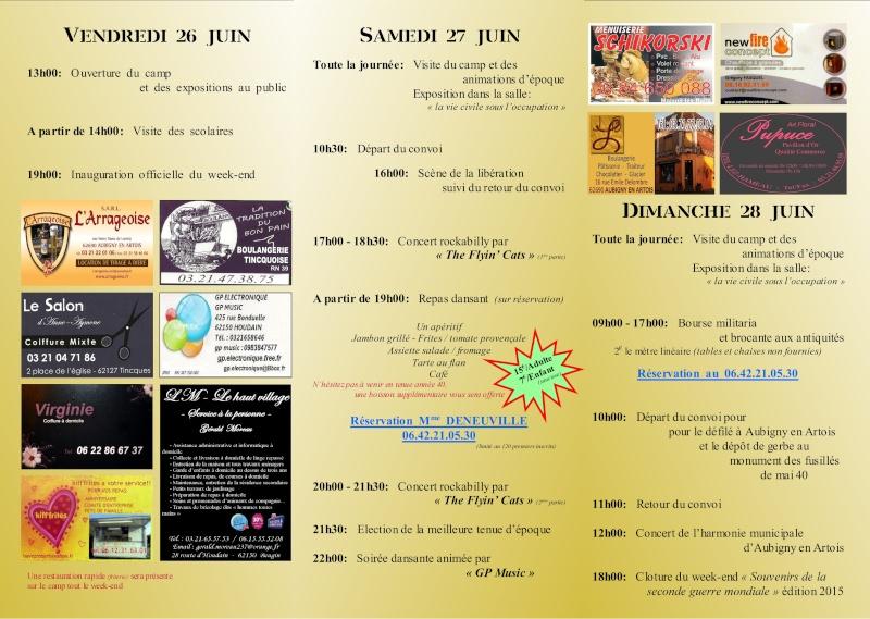 Villers-Brûlin 2015 Progra10