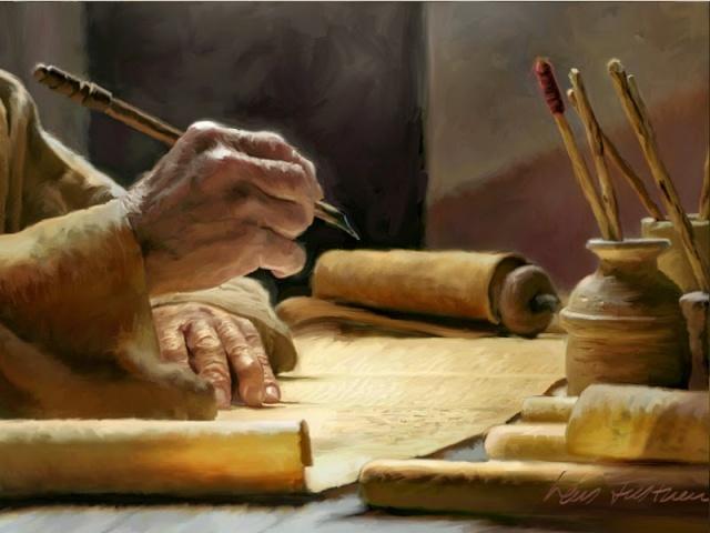 Lettre de Paul aux Romains dans Sa Pensée Hébraïque 600-pr10