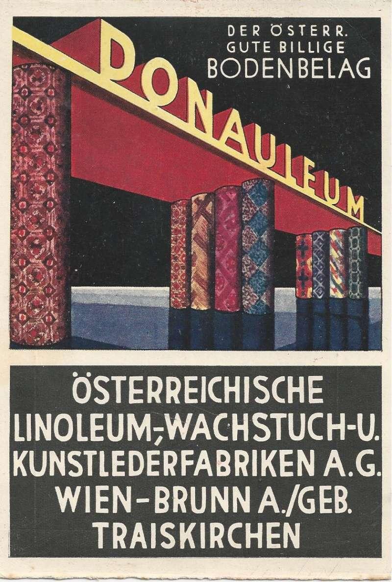 Werbeumschläge und -karten aus Österreich - Seite 2 Bild20