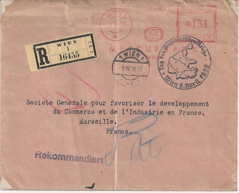 Österreich im III. Reich (Ostmark) Belege - Seite 5 Bild21