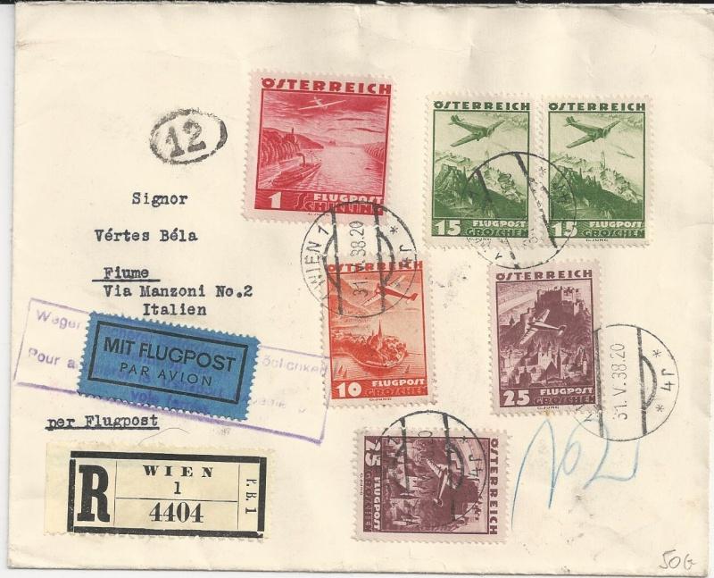 Österreich im III. Reich (Ostmark) Belege - Seite 5 Bild33