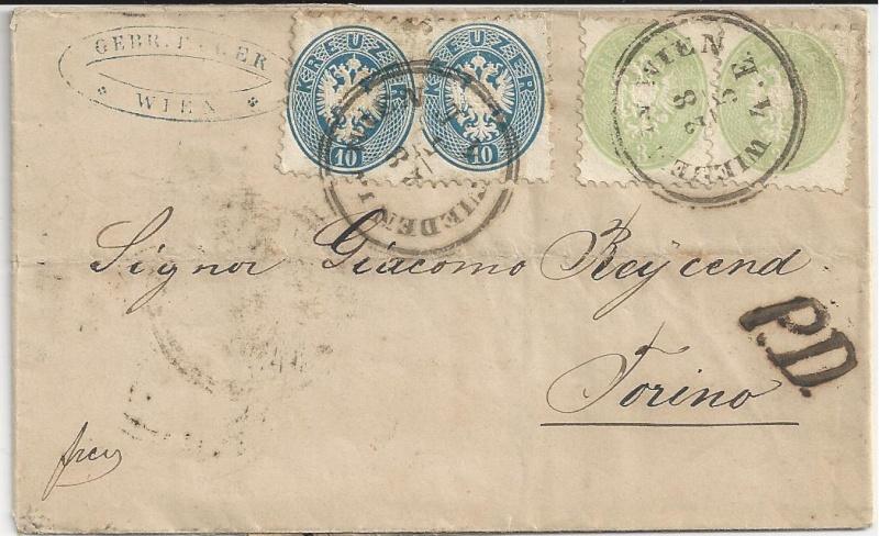 Die Freimarkenausgabe 1863/1864 Bild35