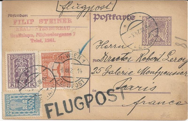 Inflation in Österreich - Belege - 1918 bis 1925 - Seite 4 Bild44