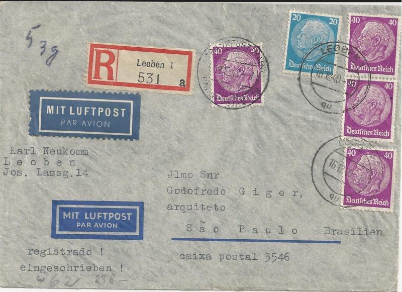 Südamerikafahrten LZ 127 1933 Bild49